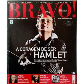 Revista Bravo N.130 - A Coragem De Ser Hamlet