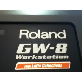 Teclado Roland Gw8 Y Paral O Pedestal Ultimate