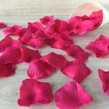 100 Pétalos De Rosa Artificiales (variedad De Colores)