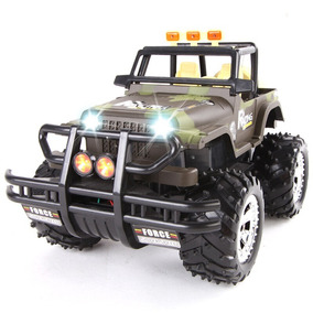 Diezhongdie Modelo Teledirigido Del Off-road Vehicle, Green