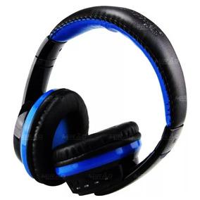 Fone Sem Fio Knup Extra Bass Bluetooth