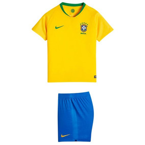 ecdb180b62 Conjunto Deportivo Seleccion Brasil - Conjuntos de Fútbol en Mercado ...