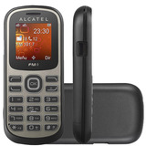 Bloqueado Vivo Celular Alcatel Ot228 Dual Radio De Vitrine