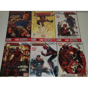 Coleção Hqs Deadpool Nova Marvel Panini
