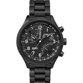 Relógio Timex - Retrógado - Tw2p60800ww/niq