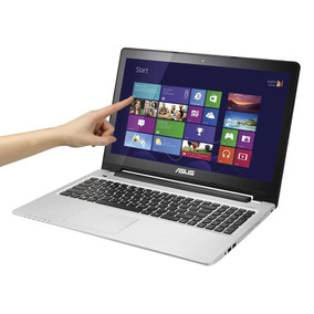Notebook Asus S550c Touchscreen I7 8gb 1tb Windows 15,6 Led