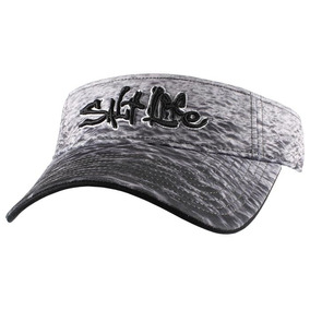 Visera Salt Life, Mod. Metal Seas Performance Visor Grey.