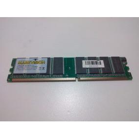 Memória Ram Markvision 1gb Pc3200 Ddr-400mhz Dimm