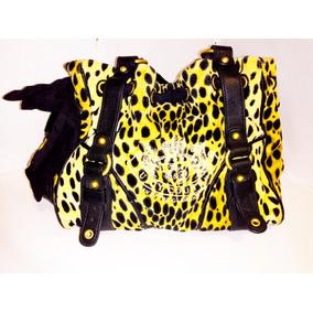 Bolsa Mujer Estampado Animal Juicy Couture
