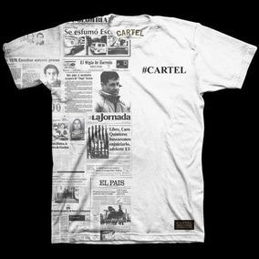 Playera Cartel Life - Primera Plana