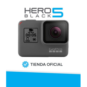 Camara Go Pro Hero5 Black 4k Gopro S/ Interes