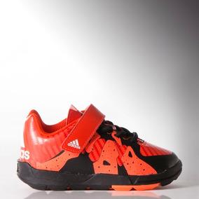 adidas Fb X Infant Naranja Baby Comfort Sin Agujeta Pegol
