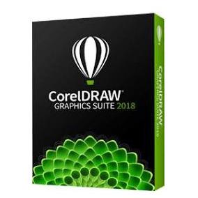 Corel Draw 2018 Licença Original Serial 2018- Envio Imediato