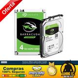 Seagate Barracuda Internal Hard Drive 4tb Sata 6gb/s 256mb