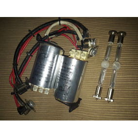 Electronic Ignitor Hxcd-nh E Duas Lampadas Moving 575