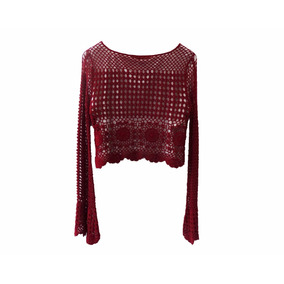 Crocheted Top H&m Divided