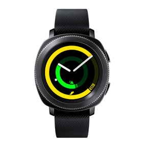 Smartwatch Reloj Celular Gear Sport Wearable Negro Samsung