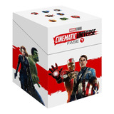 Universo Marvel Cinematic (coleccion 6 Pelicuals) Bluray Msi