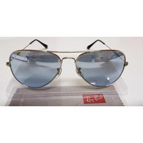 Ray Ban 3025 Lente Azul Degrade Lentes De Cristal Brinde - Óculos no ... d303d36019