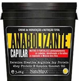 Anabolizante Capilar Natumaxx 3,2kg