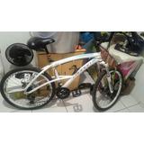 Bicicleta Cannon Confort 21v