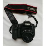 Camara Canon Eos 7d, Excelente Estado, Solo Cuerpo