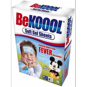 Adesivo Para Controle E Combate A Febre Be Koool - Original