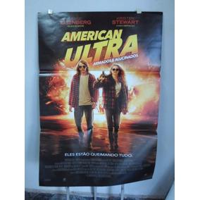 Poster American Ultra - Frete 8,00