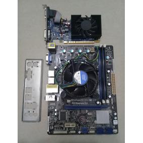 Tarjeta Madre, Procesador I3 2100, 6gb Ddr3, Nvidia 630 1gb