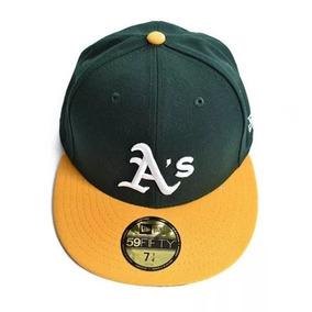Gorra Athletics 5950 New Era Original 7 1/8 Equipo Beisbol