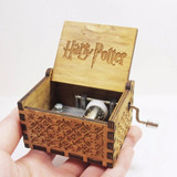 Caja Musical Harry Potter Cancion Hedwig