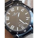 ff05bf8881d Relógio Jacques Lemans Ceramic - Swiss Made G333 Automático