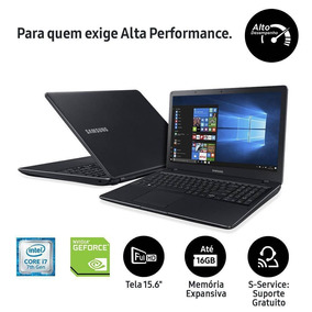 Notebook Samsung I7 8gb Ddr4 1tb 15.6hd + Geforce 920mx 2gb