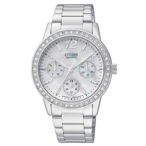 Reloj Citizen Ed8090-53d Oro Acero Inoxidable Ed8090