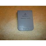 Memory Card Playstation 1 Original Scph-1020 Plat Cambio