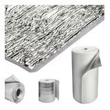 Aislante Termico 10m Aluminio Techo Y Piso Radiante Xm2