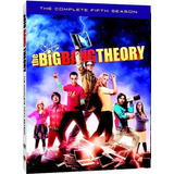 The Big Bang Theory Temporada 5 Dvd Original Nueva