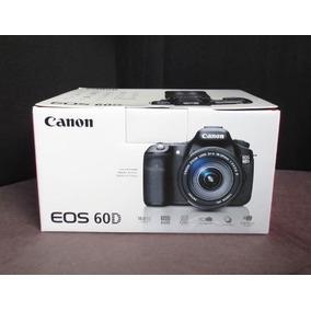 Camara Canon Eos 60d Cuerpo 18 Mp Inmaculada Env. Gratis