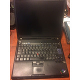 Notebook Ibm Lenovo Thinkpad T60 - Ideal Repuestos