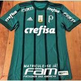 Camisa Palmeiras Usada Jogo Derby Centenário Mayke  12 0a6e6775ae5e9