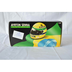 Ayrton Senna Racing Car Collection Lotus 97 T 1985 1:18