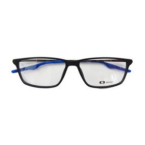 Armação Oculos Oakley Metal Plate Cor Matte Gun. Confira! - Óculos ... 8d3c8a27df