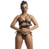 Produtos Sexshop Roupa Intima De Luxo Kit Com 3 Uni Sexy
