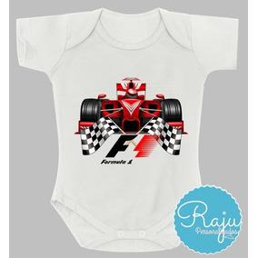 Roupa Formula 1 Bebe - Roupas de Bebê no Mercado Livre Brasil 6a735800071
