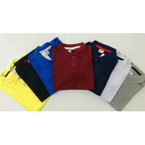 Kit 10 Camisas Polo Masculina Plus Size Sortidas Revenda feae1c44ff5eb
