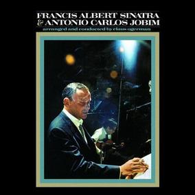 Frank Sinatra -sinatra & Antonio Carlos Jobim -lp Imp 180 Gr