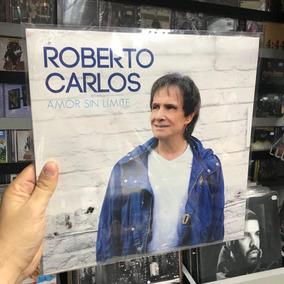 Lp Roberto Carlos - Amor Sín Limite Vinyl Lacrado