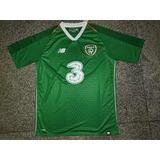 Camisa Irlanda New Balance - Futebol no Mercado Livre Brasil 5d6c830688c89