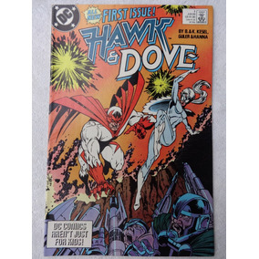 Hawk & Dove Nº 1 - Barbara & Karl Kesel - Gauntled - 1989