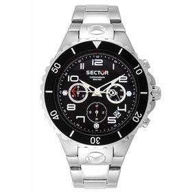 cc029bce04f Relógio Sector Ws30929w Prata - Relógios De Pulso no Mercado Livre ...